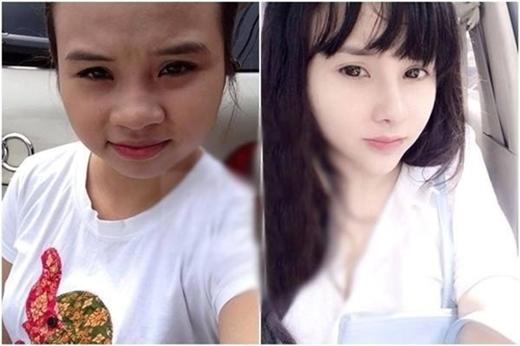Kinh ngạc những thiếu nữ Việt không ngần ngại công khai dao kéo