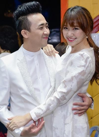 Trấn Thành chính thức rước Hari Won vào ngày 25/12? - Tin sao Viet - Tin tuc sao Viet - Scandal sao Viet - Tin tuc cua Sao - Tin cua Sao