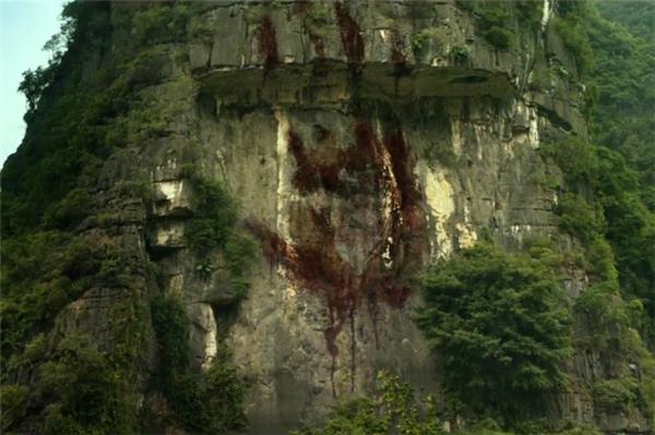 Núi non Việt Nam xuất hiện trong bom tấnKong: Skull Island