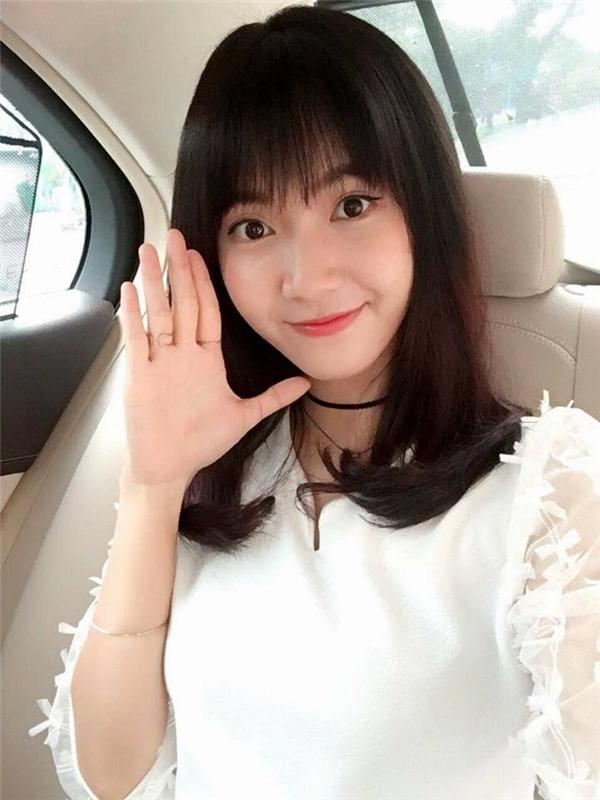 Vẻ đẹp trong sáng, ngọt ngào của Jang Mi được nhiều người yêu mến.