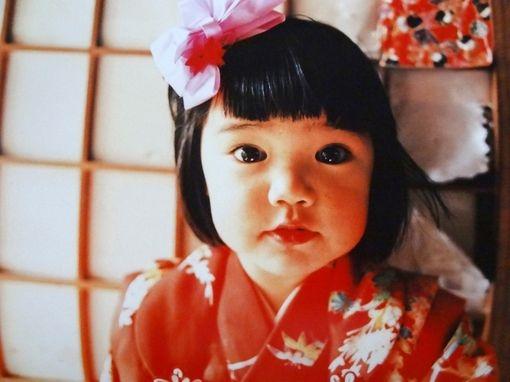 Những biểu cảm đáng yêu củaMirai Chan khiến người xem không thể rời mắt.
