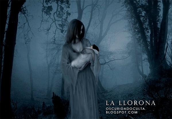 Hình vẽ minh họa La Llorona.(Ảnh: Internet)