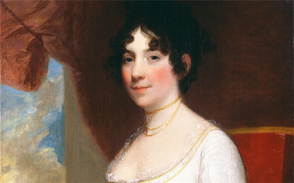 Đệ nhất phu nhân Dolley Madison.(Ảnh: Internet)