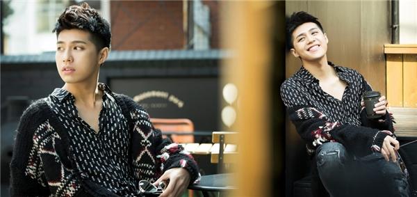 I Don't Believe In You là ca khúc mới nhất và cũng được Noo Phước Thịnh chọn giới thiệu lần đầu tiên trên sân khấu tại sự kiện Asia Song Festival 2016 diễn ra hồi tháng 10 vừa qua tại Hàn Quốc. - Tin sao Viet - Tin tuc sao Viet - Scandal sao Viet - Tin tuc cua Sao - Tin cua Sao