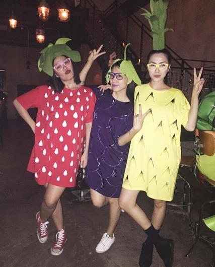 Vợ chồng Tăng Thanh Hà tạo hình dí dỏm nhân ngày Halloween - Tin sao Viet - Tin tuc sao Viet - Scandal sao Viet - Tin tuc cua Sao - Tin cua Sao
