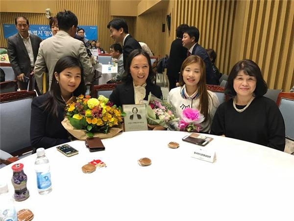 Chị Cẩm hy vọng những người Việt Nam sinh sống tại Hàn Quốc sẽ đưa ra tiếng nói của mình.
