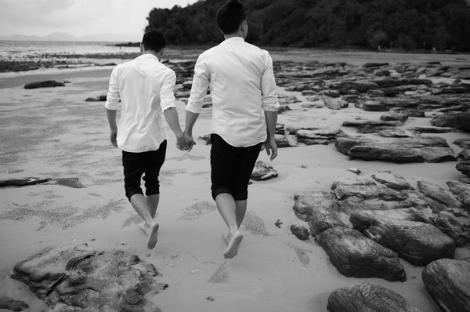 Chứng kiến tình cảm chân thành từ anh trai và anh Hải đã làm thay đổi hoàn toàn suy nghĩ trong cô gái trẻ.