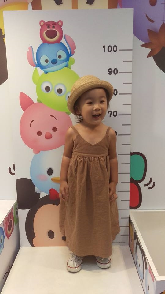 Meng Meng luôn có nhiều biểu cảm đáng yêu.