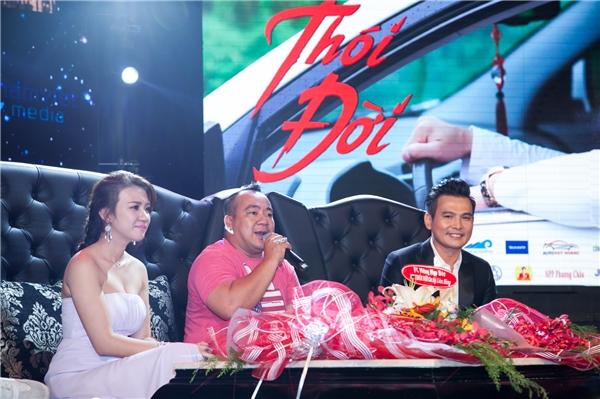 Chia sẻ về những dự án mới, Lâm Hùng tiết lộ trong thời gian sắp tới anh sẽ hợp tác cùng danh hài Bảo Chung và Hiếu Hiền thành lập đơn vị sản xuất phim với những bộ phim điện ảnh đặc sắc.