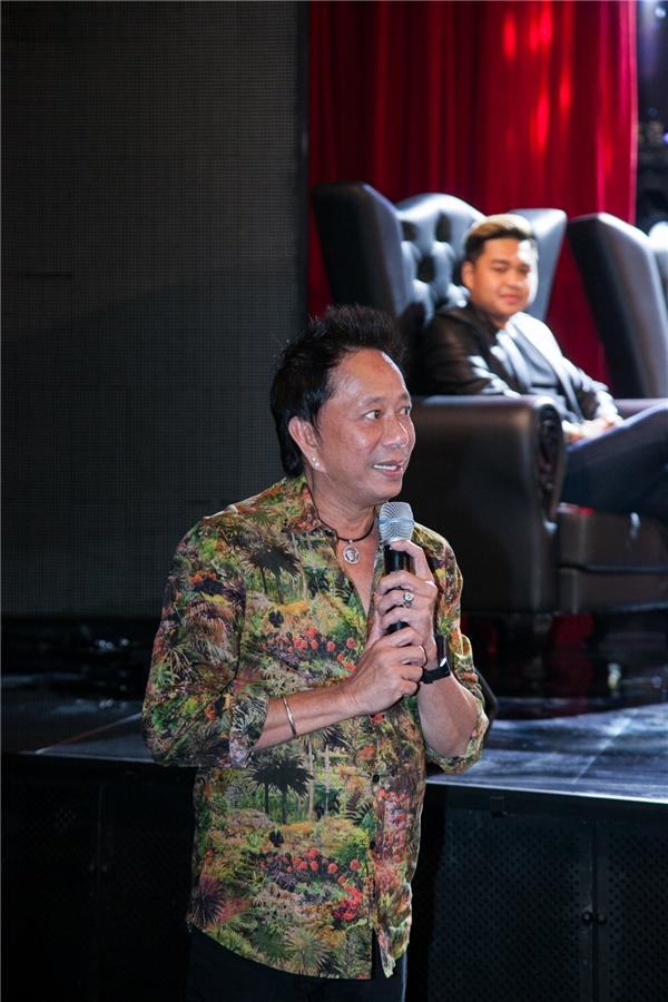 Bảo Chung, Phạm Thanh Thảo lặn lội về nước ủng hộ Lâm Hùng