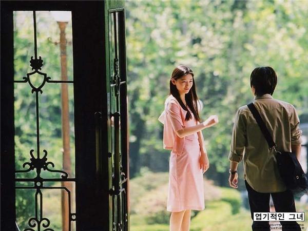 My Sassy girl - Cô nàng ngổ ngáo được biết đến là bộ phim tình cảm hài lãng mạn Hàn ăn khách nhất mọi thời đại.