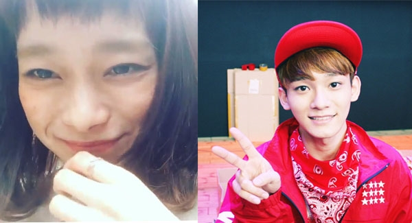 """Manaka Araiđược cho là """"em gái thất lạc"""" của Chen.(Ảnh: Internet)"""