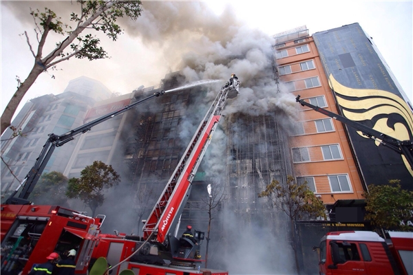 Công bố kết quả điều tra ban đầu vụ cháy quán karaoke Trần Thái Tông