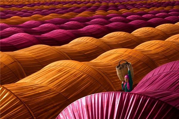 #3 Nhà trồng dâu, Thổ Nhĩ Kỳ (Giải Nhất hạng mục ảnh du lịch)
