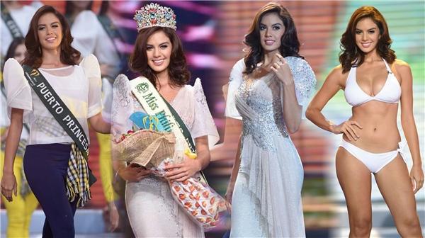 Hoa hậu Philippines phải trả vương miện vì mỉa mai tân Miss Earth 2016