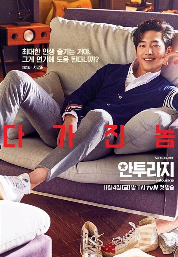 """Sự trở lại của loạt mĩ nam Hàn đình đám khiến """"mọt phim"""" thấp thỏm"""