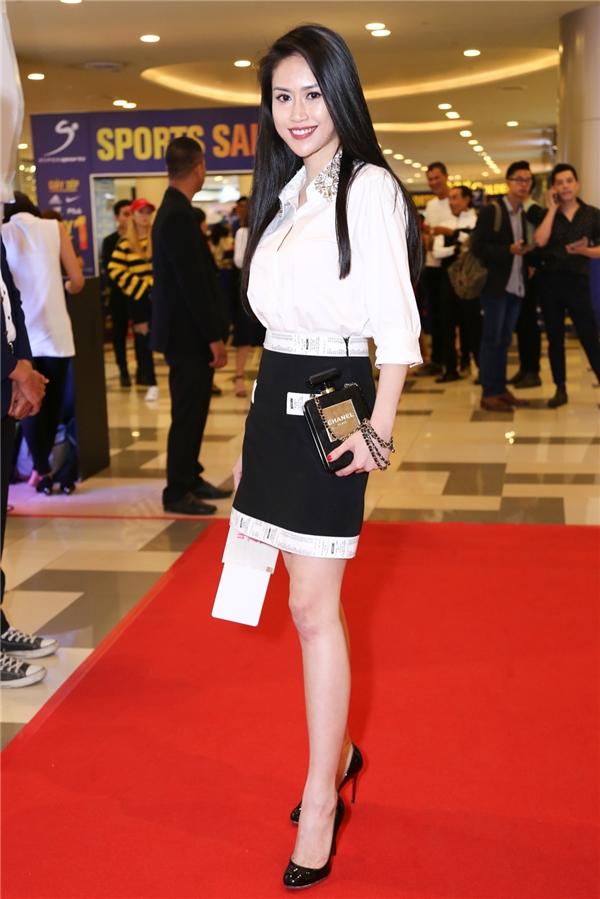 Hoa hậu Thu Vũ - Tin sao Viet - Tin tuc sao Viet - Scandal sao Viet - Tin tuc cua Sao - Tin cua Sao