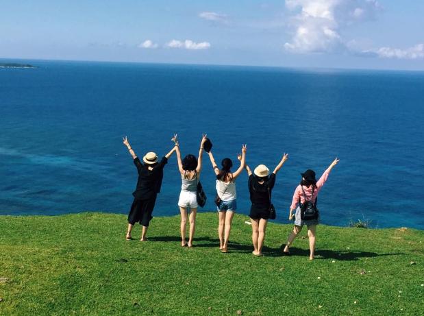 Những dịp nghỉ lễ dài ngày thích hợp cho những chuyến du lịch cùng người thân, bạn bè.