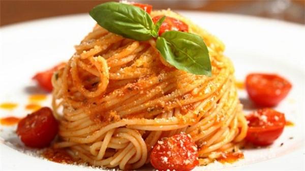 Chút dầu ăn vào pasta vô tình khiến món ăn này trở nên thảm họa hơn.