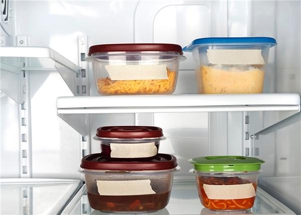 Thời hạn bảo quản thức ăn thừa tối đa là 3 ngày.