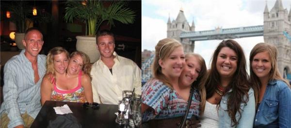 Abby và Brittany Hensel thích dành thời gian với bạn bè, đi nghỉ mátvà tận hưởng mọi điều thú vị của cuộc sống.