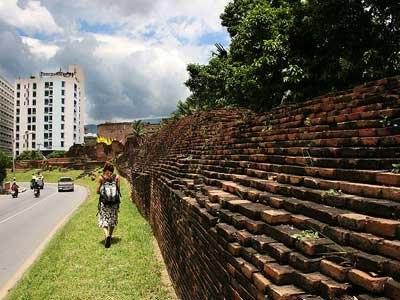 Chiang Mai vẫnthanh bình, yên ả dẫu có biến cố.