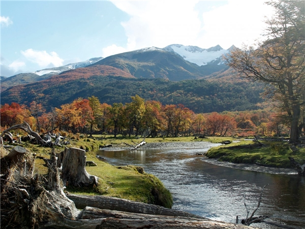 Tierra del Fuego.