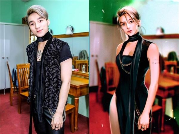 Những hình ảnh khiến Sơn Tùng phải nghĩ lại việc tự làm stylist