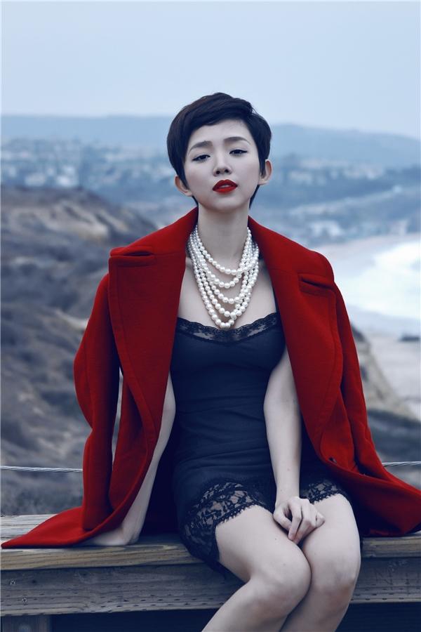 """Tóc Tiên và những yếu tố làm nên hình tượng """"nữ hoàng quảng cáo"""" - Tin sao Viet - Tin tuc sao Viet - Scandal sao Viet - Tin tuc cua Sao - Tin cua Sao"""