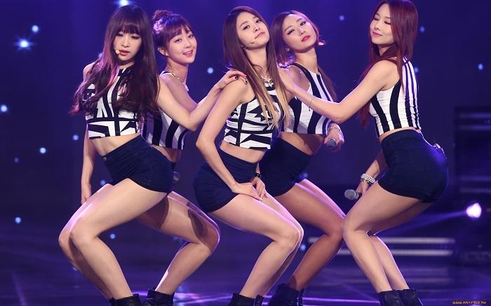 Ít có nhóm nhạc nào có thể sở hữu những cô gái có ngoại hình sáng đẹp đúng chuẩn hiện đại, tài năng ca hát và vũ đạo đồng đều như EXID.