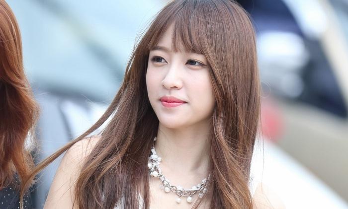 Hani được ví như nữ thần của các fan K-POP.