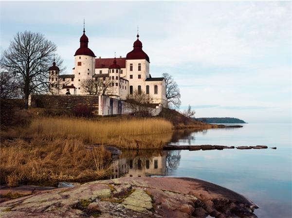 Lacko – Tòa lâu đài của đất nước Thụy Điển.