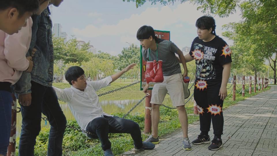 Sản phẩm phim ca nhạc đượcNguyễn Đình Vũđầu tư hoàn toànkinh phí,cùng với sự yêu cầu khắt khe, toàn bộ nhạc kể cả trailer phim cũng doNguyễn Đình Vũ sáng tác riêng.