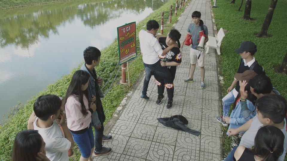 Với dự án lần này, Nguyễn Đình Vũ đã đặt rất nhiều tâm huyết khi đầu tư hơn 400 triệu đồng để thực hiện phim ngắn Ú Ca.