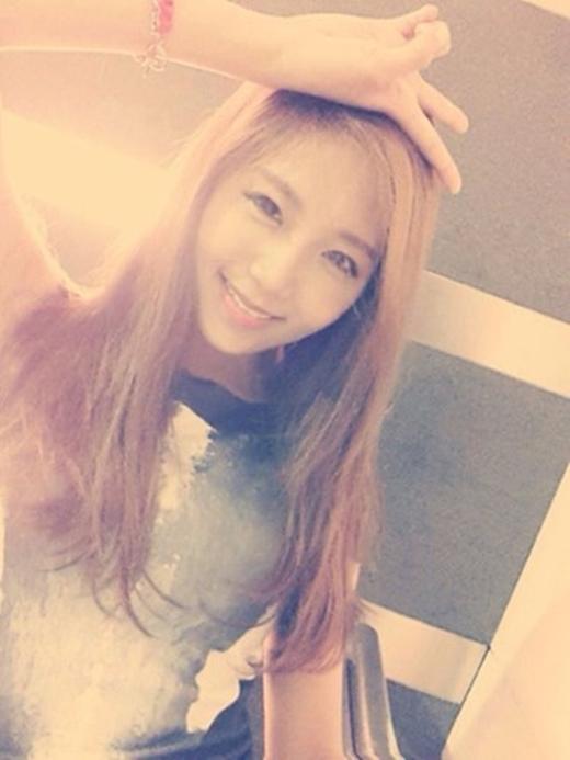 """Đây chính là cô gái được mệnh danh """"nữ cảnh sát quyến rũ nhất Hàn Quốc""""."""