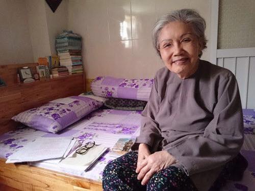 NSƯT Út Bạch Lan - cây đại thụ của ngành Cải Lương qua đời ở tuổi 81 - Tin sao Viet - Tin tuc sao Viet - Scandal sao Viet - Tin tuc cua Sao - Tin cua Sao