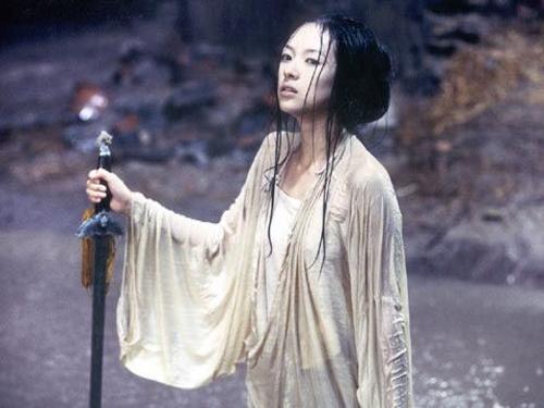 Ngọc Kiều Long được xem là vai diễn kinh điển của Chương Tử Di.