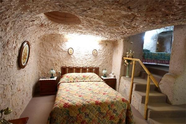 Bên trong các ngôi nhà được thiết kế đầy đủ tiện nghi,khá hiện đại và đẹp mắt.