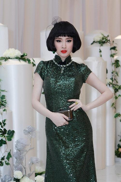 Lý Nhã Kỳ, Angela Phương Trinh và vẻ ngoài khác biệt với kiểu tóc bob mái bằng kinh điển từng được ưa chuộng trong thập niên 90.