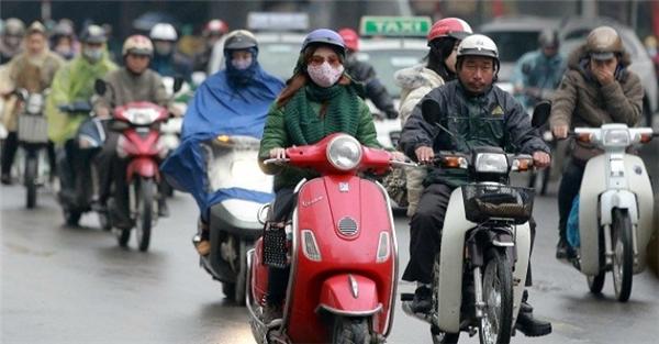 Thủ đô Hà Nội chuyển rét từ đêm mai, nhiệt độ thấp nhất 17 độ