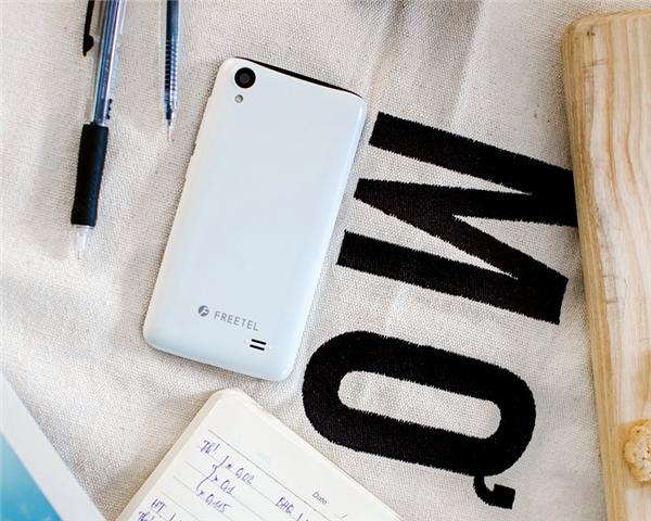 Smartphone chất lượng Nhật Bản giá rẻ gây sốt