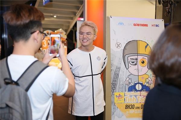 Năm 2015, diễn viên Duy Khánh là diễn viên và khách mời đặc biệt của 7 Film Fest. - Tin sao Viet - Tin tuc sao Viet - Scandal sao Viet - Tin tuc cua Sao - Tin cua Sao