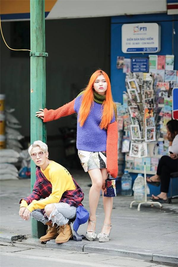 """Những bộ cánh """"dị"""" nhất Tuần lễ Thời trang Quốc tế Việt Nam 2016"""
