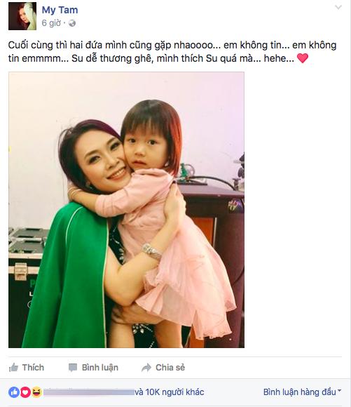 Hình ảnh mới nhất của Mỹ Tâm được chia sẻ trên trang fanpage. Cô vừa mới hoàn thành đêm diễn tại thành phố Đắk Nông. - Tin sao Viet - Tin tuc sao Viet - Scandal sao Viet - Tin tuc cua Sao - Tin cua Sao