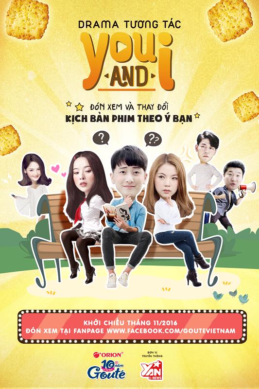 Miu Lê bất ngờ xuất hiện trong teaser phim Hàn Việt khiến fan háo hức