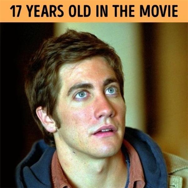 Khi vào vai Sam Hall, Jake Gyllenhaal đã 24 tuổi.