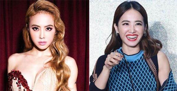 Thái Y Lâm được nhiều người yêu thích bởi vẻ đẹo mang sức mạnh nữ quyền. Nhưng khi cười, hình ảnh đó bỗng dưng biến và thay vào đó là nụ cười không tự nhiên.