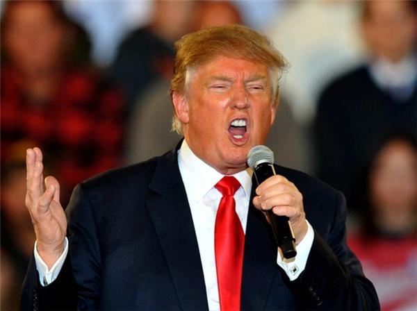 Đây sẽ là lần đầu tiên trong lịch sử, nước Mỹ có một vị tổng thống da màu... cam.