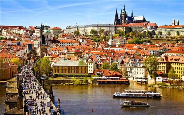 #2 Prague, Cộng hòa Séc