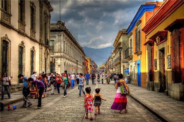 #3 Oaxaca, Mexico
